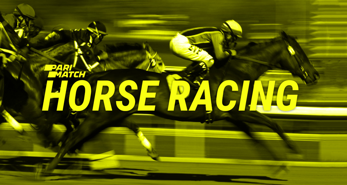 Place your bets on horse racing at PariMatch